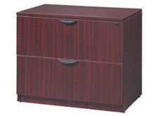 2 Drawer Lateral File with Lock
