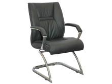 KELLI Leather Guest Chair-2
