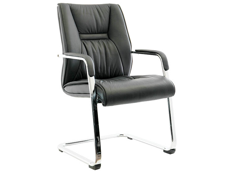 KELLI Leather Guest Chair