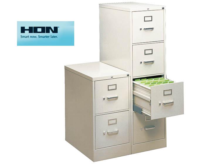 HON 310 Series Vertical File