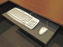 Laminated Sliding Keyboard