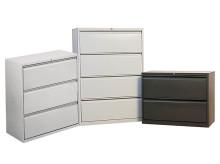 Metal Filing Cabinet