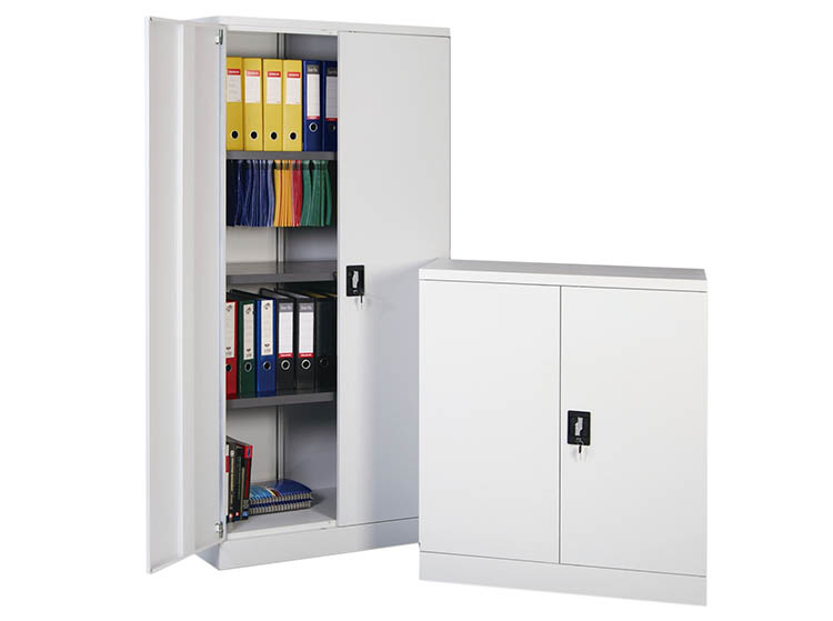 Steel - Tec Metal Storage Cabinet