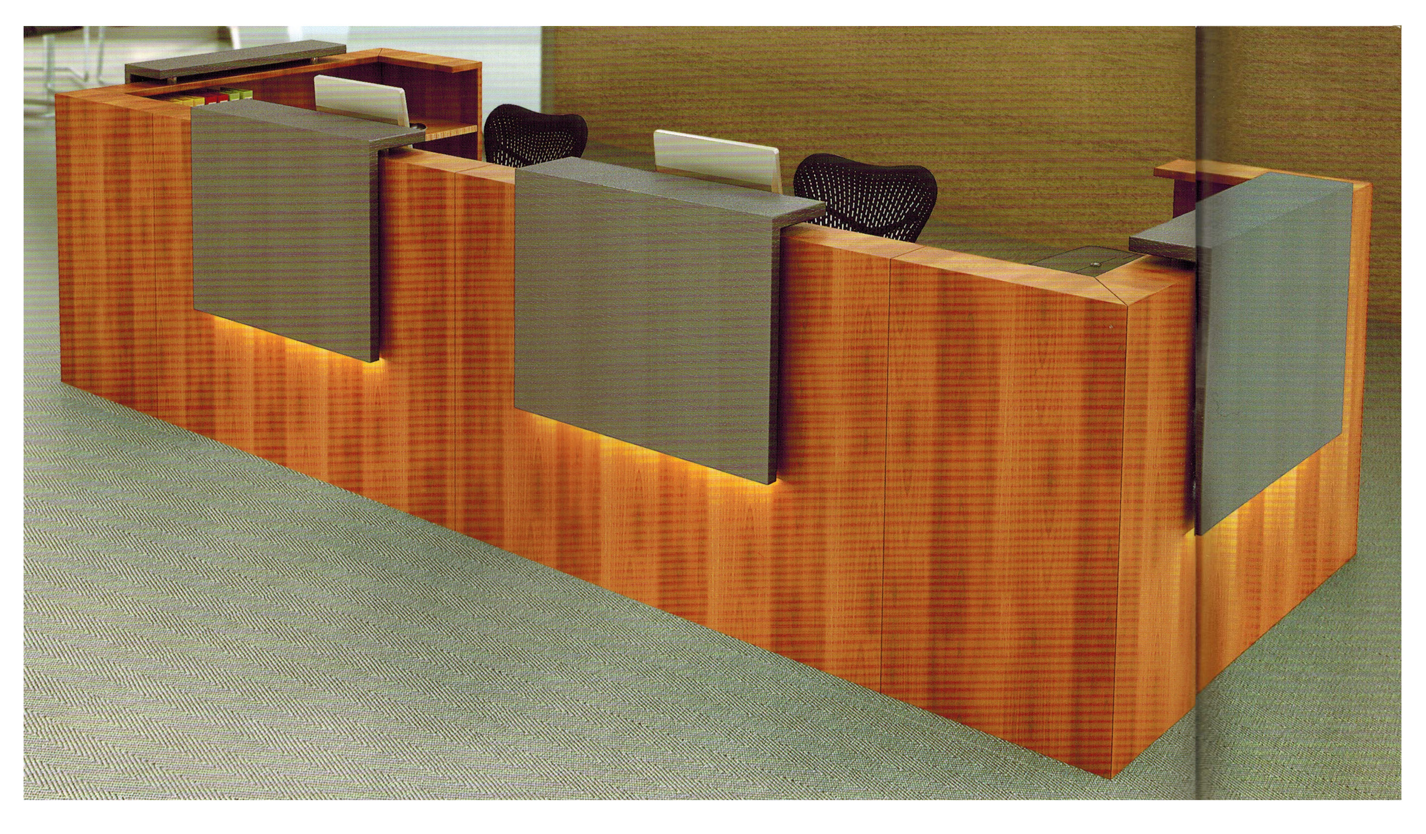 Stellar Reception Desk #1